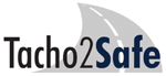 Tacho2Safe Logo