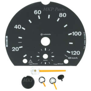 1318 Spare parts kit pointers orange/ white +face 125 km