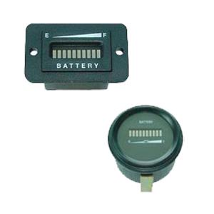 Battery Discharge Meter