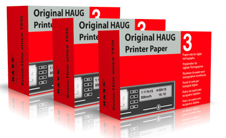 Haug Thermal paper Economy