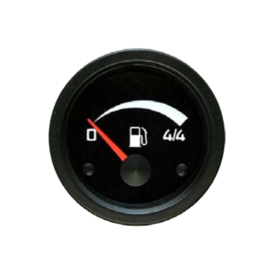 Fuel level gauge for float-operated sensor Classic Line