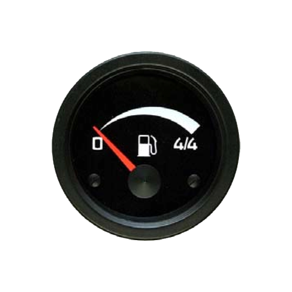 Fuel level gauge for immersion-tube sensor Classic Line