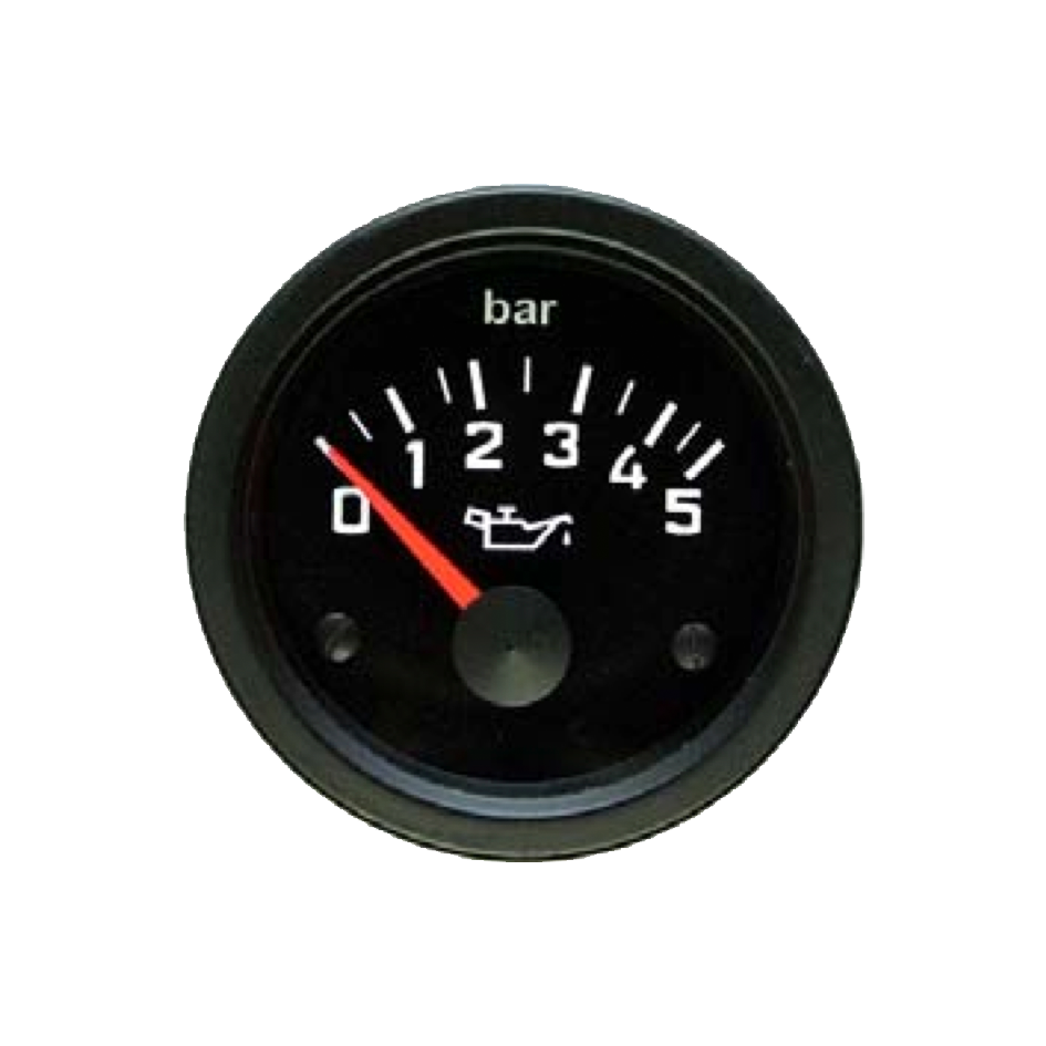Oil pressure gauge Classic Line