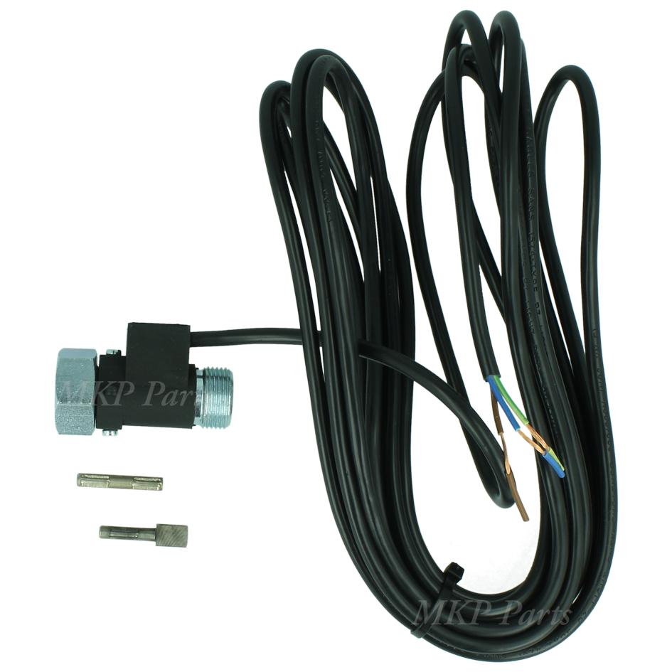 Universal Hall sensor M22x1,5 12/24V 5m cable + Japanese shaft