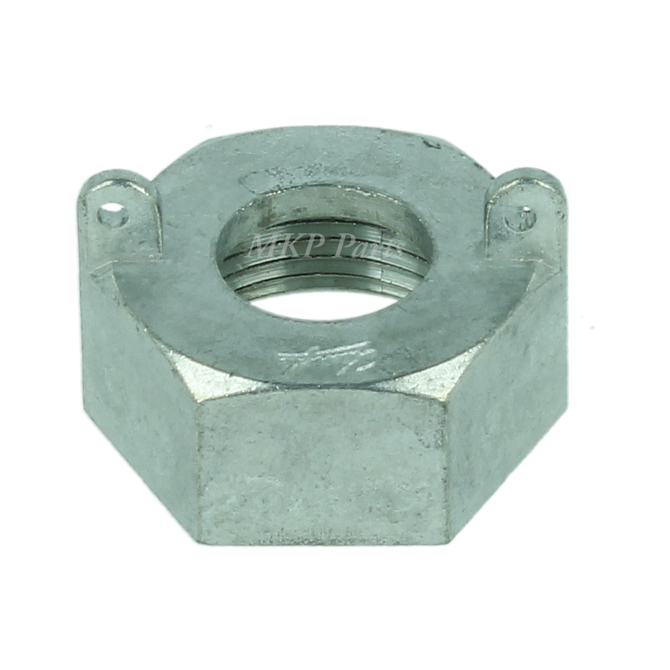 Parts for 4/9 mm hose / shaft: Union nut