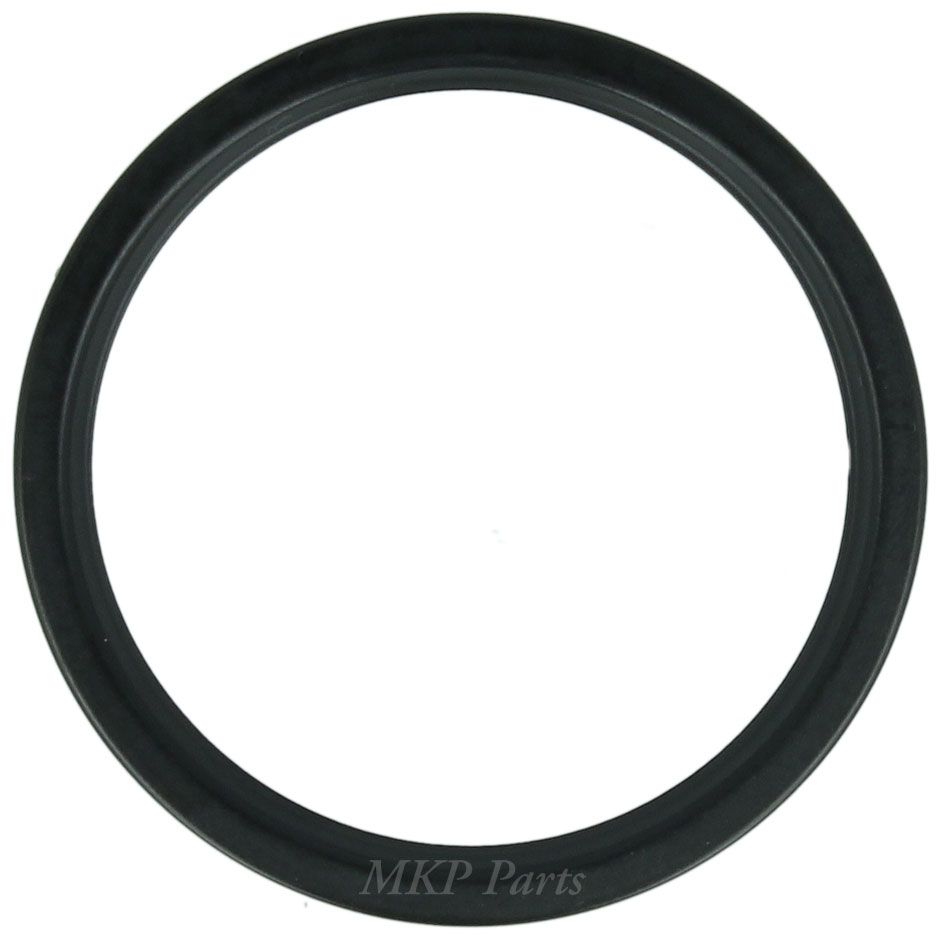 Bezel Flat Black Round 52mm