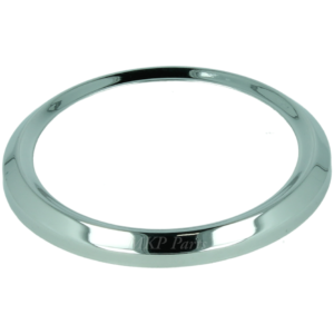 Bezel Chrome Triangle 60mm