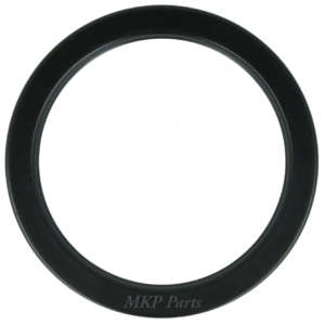 Bezel Flat Black Round 60 mm