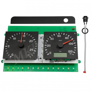 Speedo instead of EGK100 tachograph