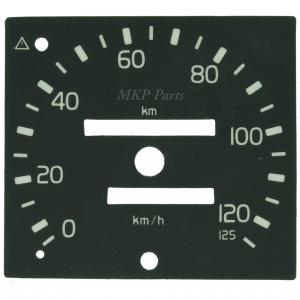 Dial 125 km/h EGK 100