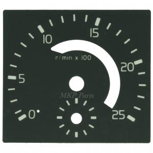 Dial 2500 or 2800 t/min EGK 100