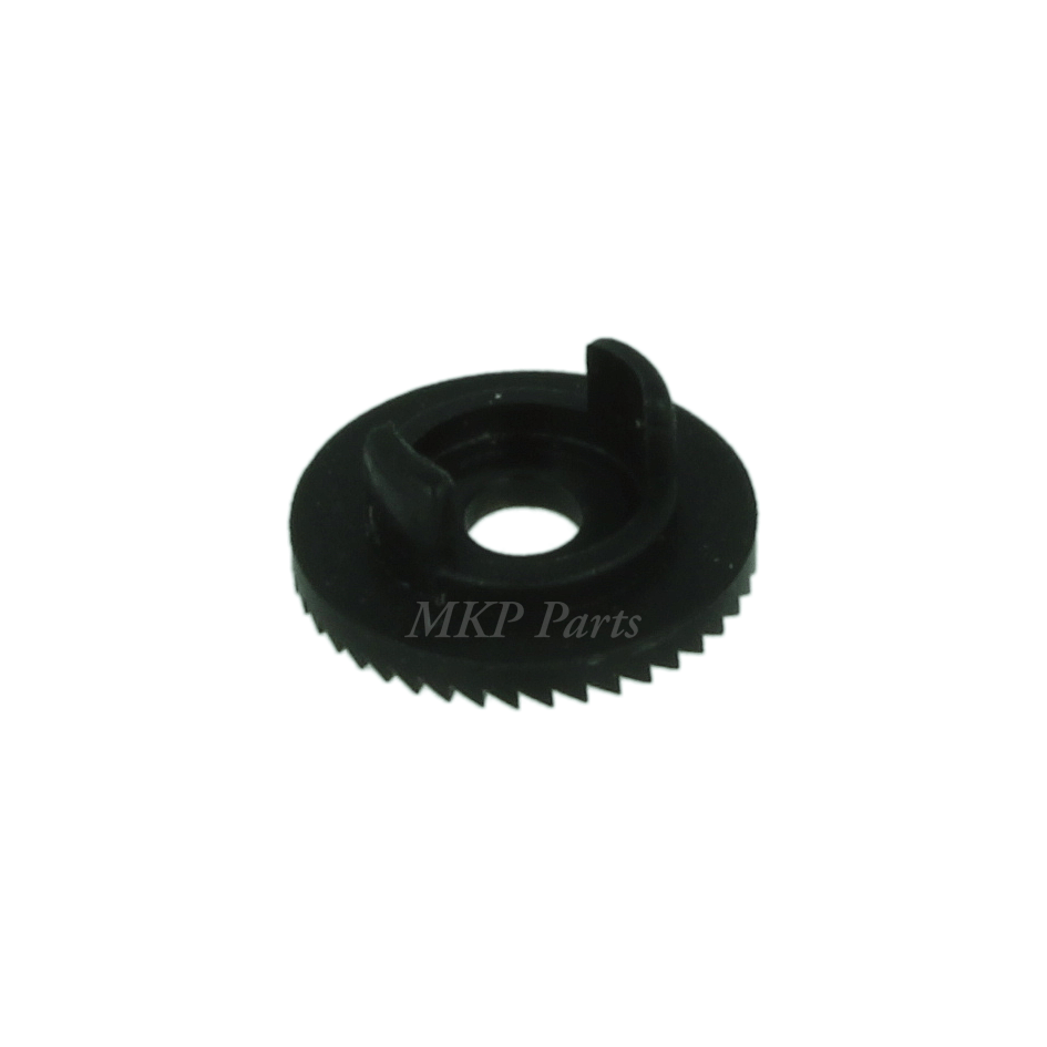 Plastic part black EGK 100