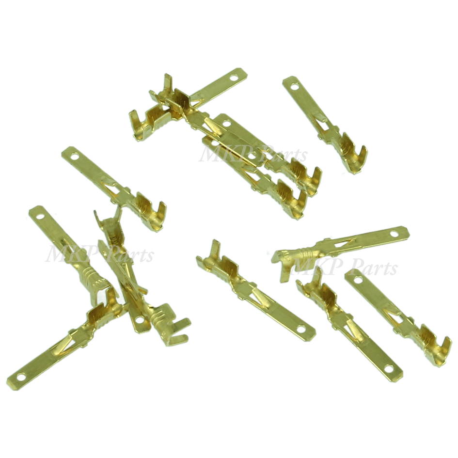 Connector pins male