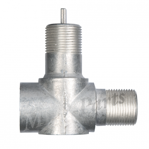 Angle drive M22x1,5 1:1 gearboxside