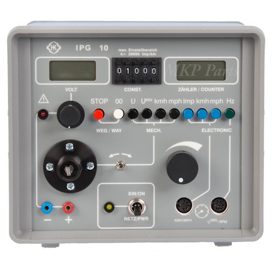 Test equipment MotoMeter IPG10