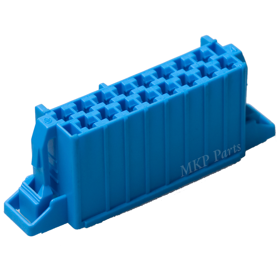 Connector EGK100 blue for lights