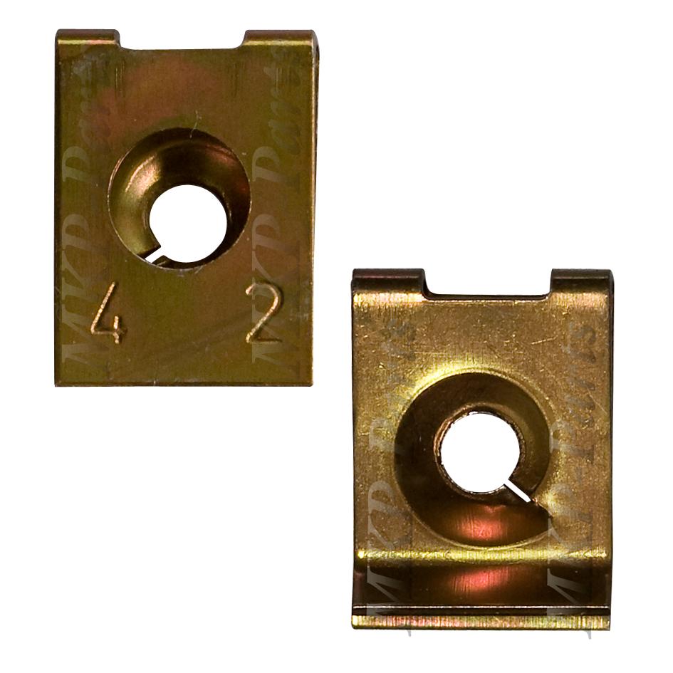 Sheet-metal nut for EGK100