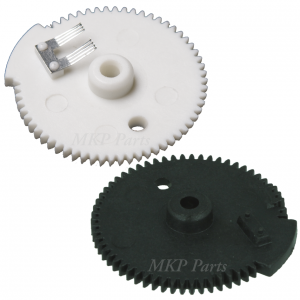 Big gear with or without contact for speedsystem 1318