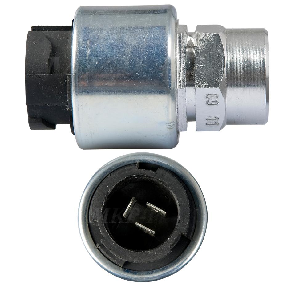 Hall sensor 3-pole M22x1,5