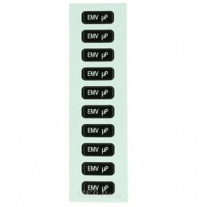 Sticker EMV UP