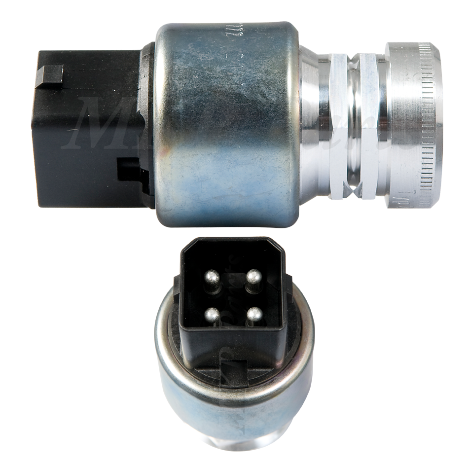 Hall sensor 4-pole M22x1,5 Volvo