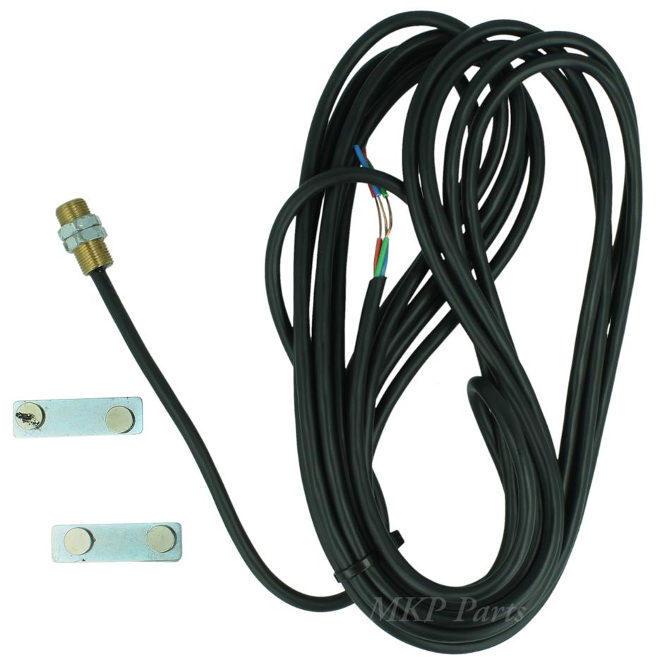 Universal inductive sensor 12/24V use 8 magnets