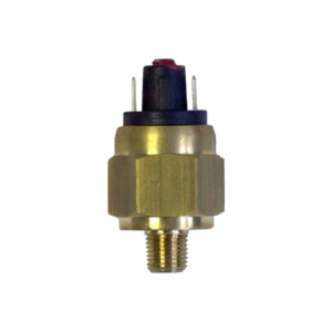 Oil pressure switch normally closed insulated return Sensor Line