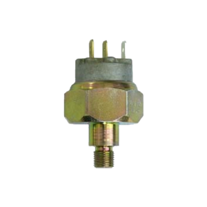 Oil pressure switch NO/NC, insulated return Sensor Line