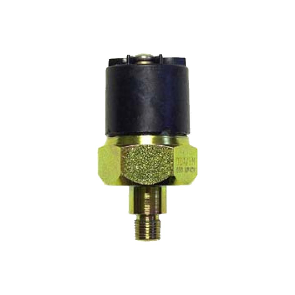Oil pressure switch normally open Sensor Line